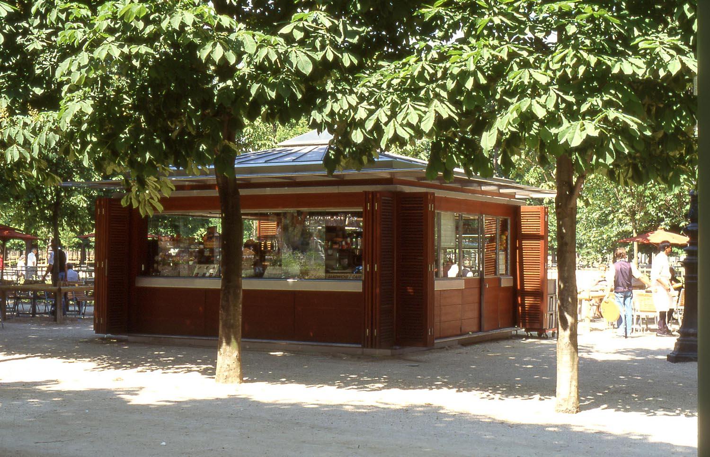 Le pavillon modulable Bouroullec | MilK decoration
