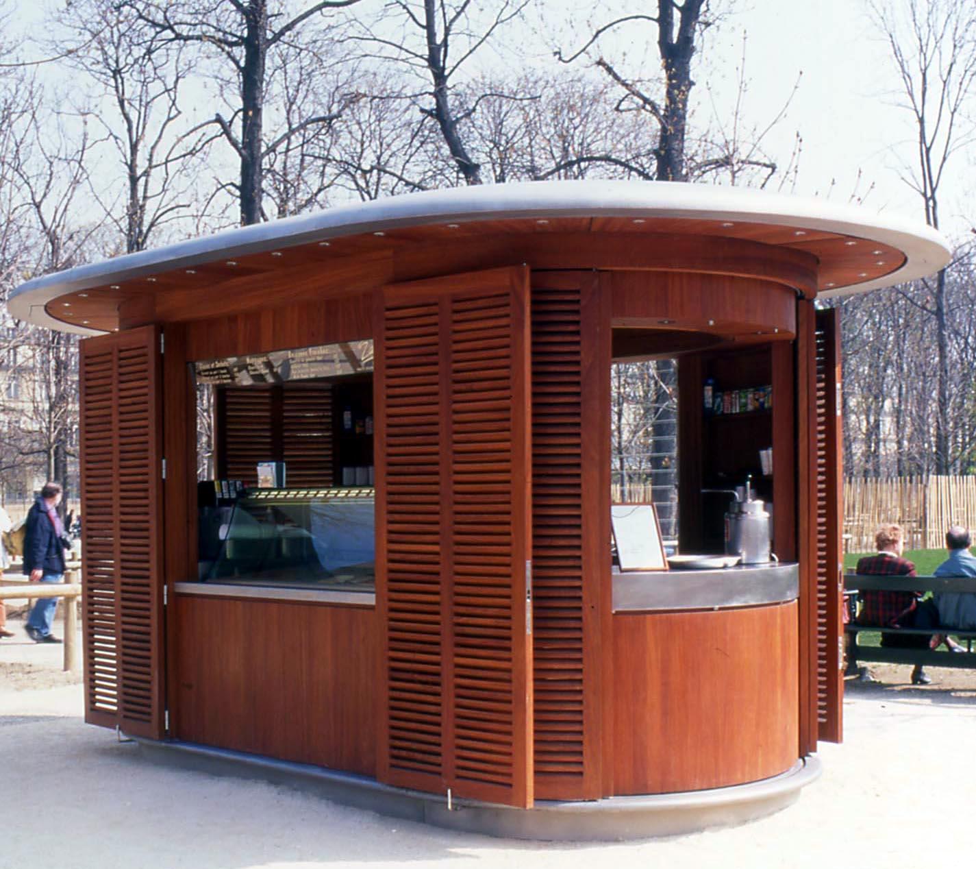 Création d\'espaces de restauration - Maffre Architectural Workshop